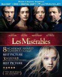 Les Misérables DVD Review