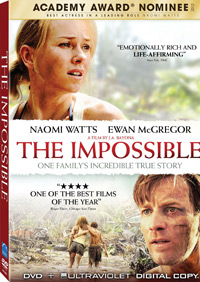 The Impossible DVD Review