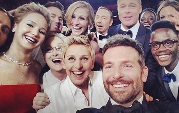 Oscars 2014: Ellen Degeneres Retweet Record-Breaker