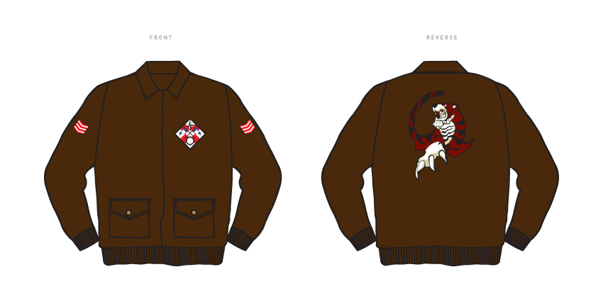 Hazuki jacket