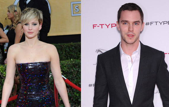 Are Jennifer Lawrence and Nicholas Hoult Engaged