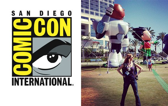 FanBolt at Comic Con
