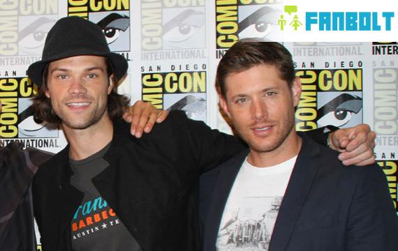 Jared Padalecki and Jensen Ackles of Supernatural