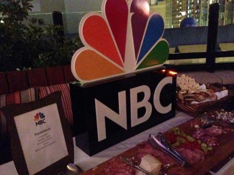 NBC Party - Comic-Con 2014