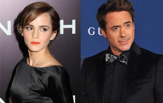 Emma-Watson-Robert-Downey-Jr