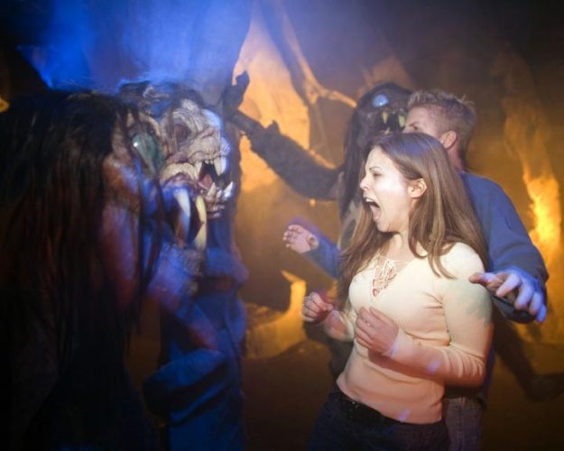Halloween Horror Nights 1
