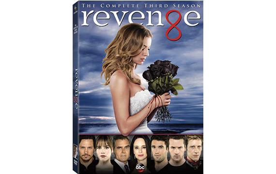 Revenge DVD