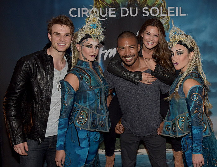 Photo by Rick Diamond/Getty Images for Cirque du Soleil