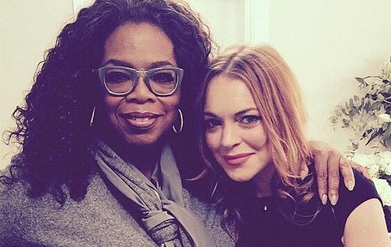 Oprah-Winfrey-Lindsay-Lohan