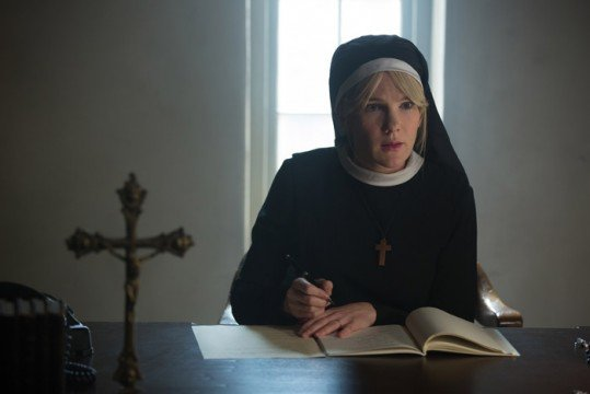 Pictured: Lily Rabe as Sister Mary Eunice Episode 4.10 Episode 2
