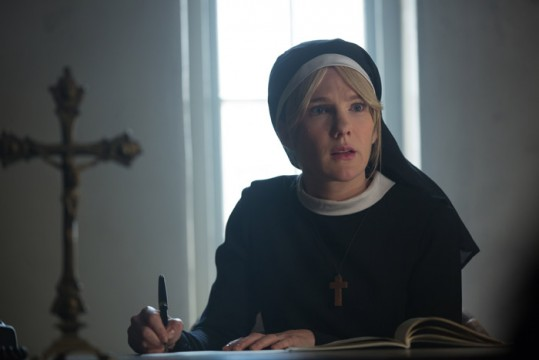 Lily Rabe as Sister Mary Eunice Episode 4.10 - Photo Credit: Michele K. Short/FX