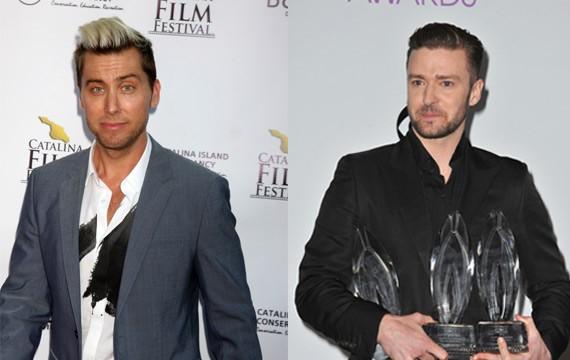Lance-Bass-Justin-Timberlake