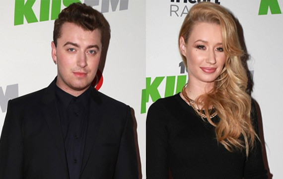 Sam-Smith-Iggy-Azalea