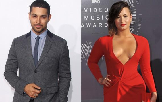 Wilmer-Valderrama-Demi-Lovato