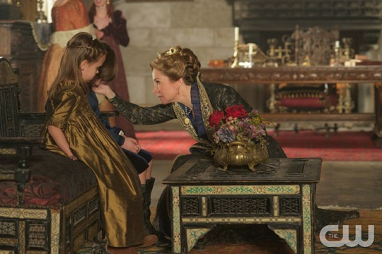 Pictured: Megan Follows as Catherine de Medici Photo Credit: Sven Frenzel. The CW
