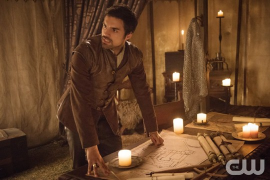 Pictured: Sean Teale as Conde Photo Credit: Christos Kalohorides/ The CW