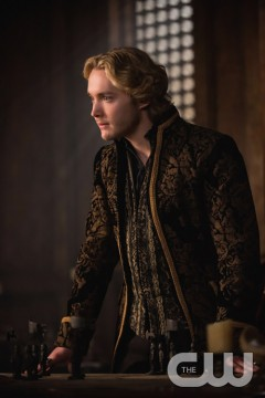 Pictured: Toby Regbo as King Francis II Photo Credit: Christos Kalohorides/ The CW