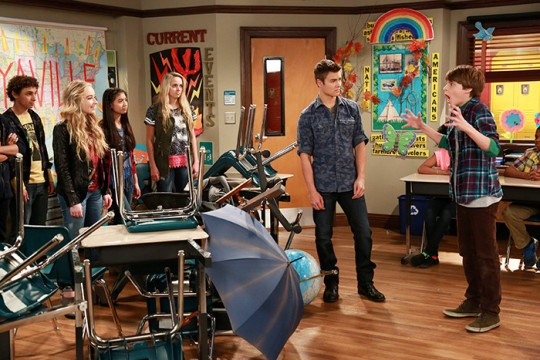 Girl Meets World Episode 2.07 - Photo 1 - Photo Credit: Disney Channel/Ron Tom
