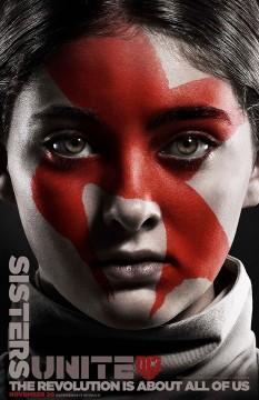 Willow Shields as Primrose Everdeen Photo Credit: Facebook/ Lionsgate