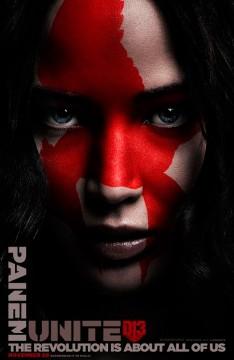 Jennifer Lawrence as Katniss Everdeen Photo Credit: Yahoo/Lionsgate