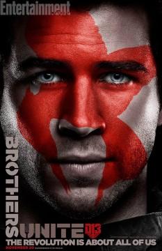 Liam Hemsworth as Gale Hawthorne Photo Credit: EW/Lionsgate