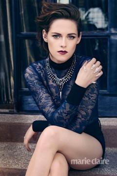 Kristen Stewart in Marie Claire 2015 - Photo 2 - Photo Credit: TESH/Marie Claire