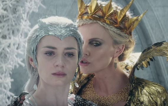 Emily-Blunt-Charlize-Theron