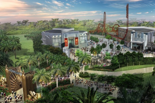 Hunger Games Park