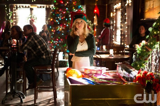 Pictured: Candice King as Caroline Photo Credit: Eli Joshua Ade/The CW -