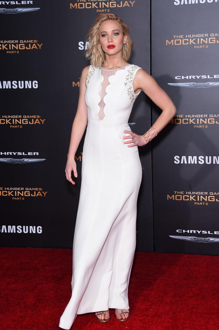 Jennifer Lawrence on Pay Equality