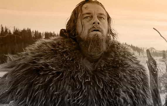 Sean Penn Says The Revenant Is a Masterpiece