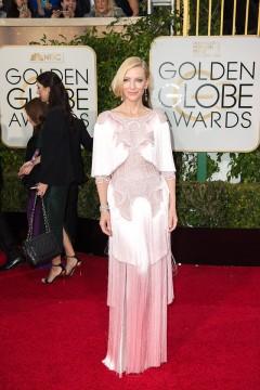Cate Blanchett 2016 Golden Globes Dress