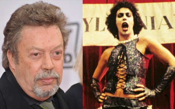 Tim Curry The Rocky Horror Picture Show Remake