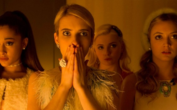 Scream Queens Season 2 Order