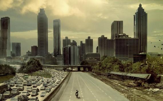 The Walking Dead - Atlanta Filming