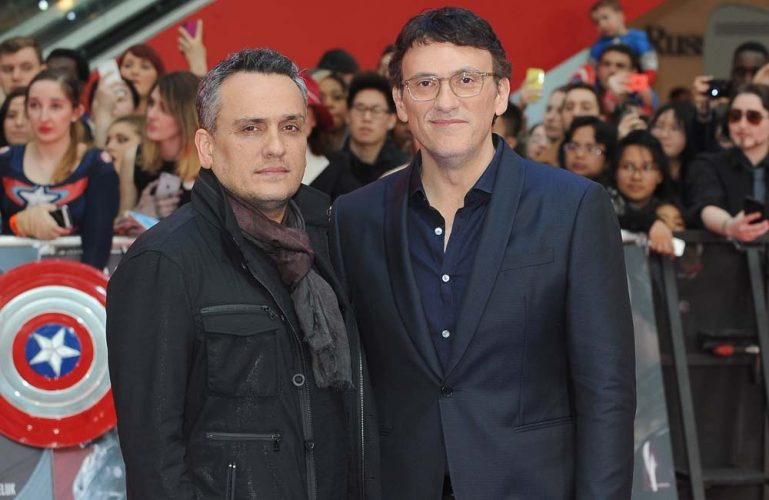 Directors Joe Russo and Anthony Russo