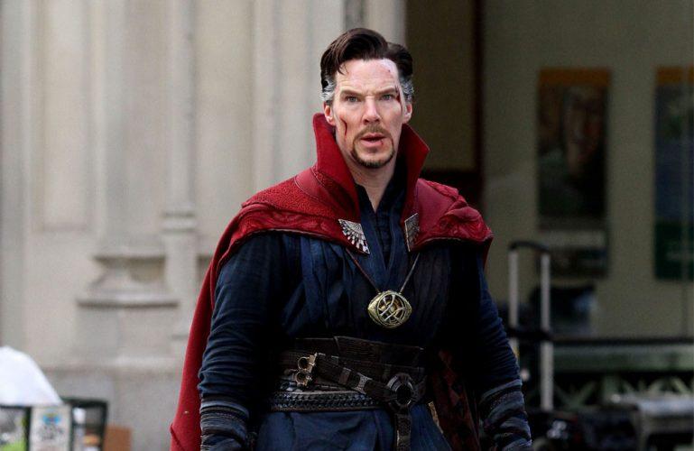 Benedict Cumberbatch - Doctor Strange