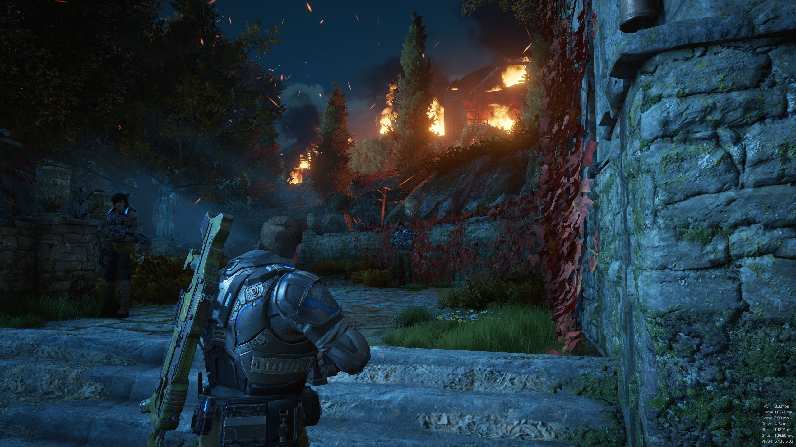 Gears of War 4: PC Performance and Benchmarks | FanBolt