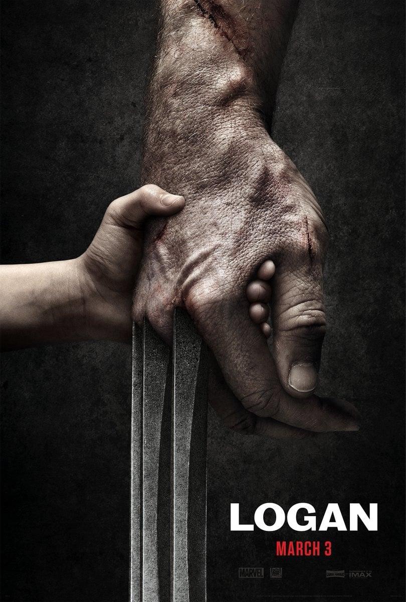Logan Poster - Wolverine 3