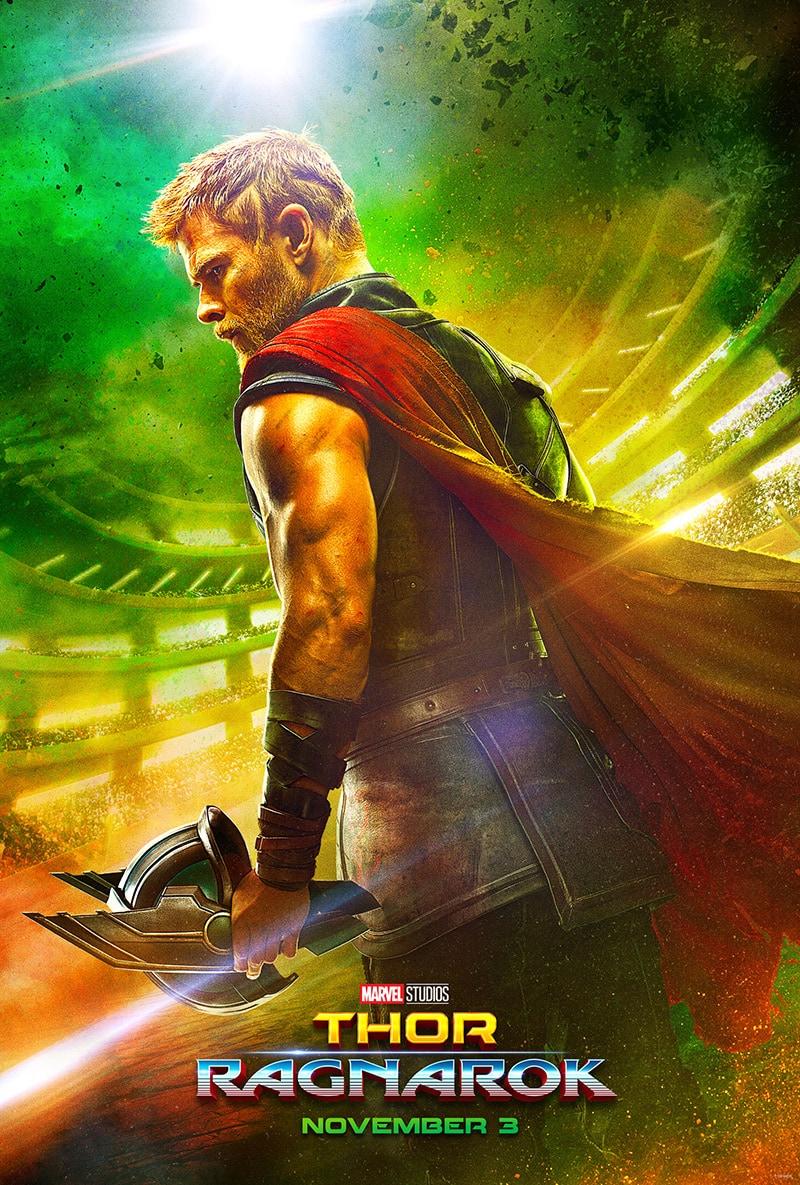 Marvel Releases New 'Thor: Ragnarok' Trailer