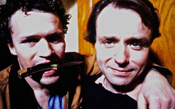 Michael Rooker with John McNaughton