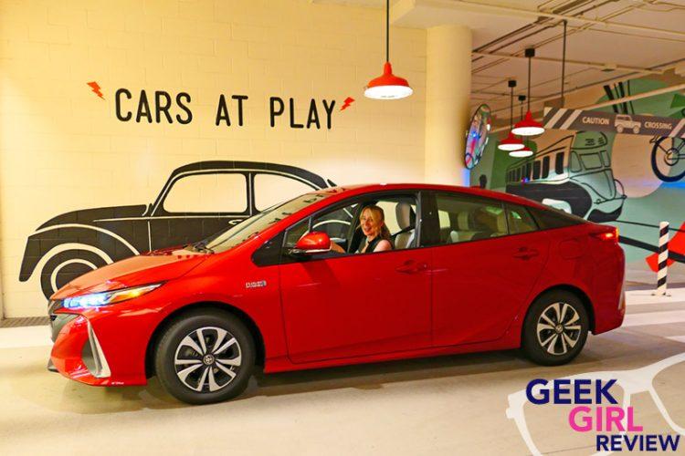 Geek Girl Review: 2017 Toyota Prius Prime