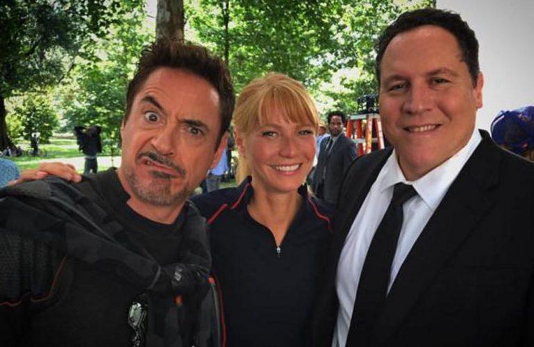 Avengers Filming