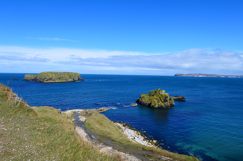 Game of Thrones Filming Location in Northern Ireland: The Stormlands & Nagga's Hill, Old Wyk