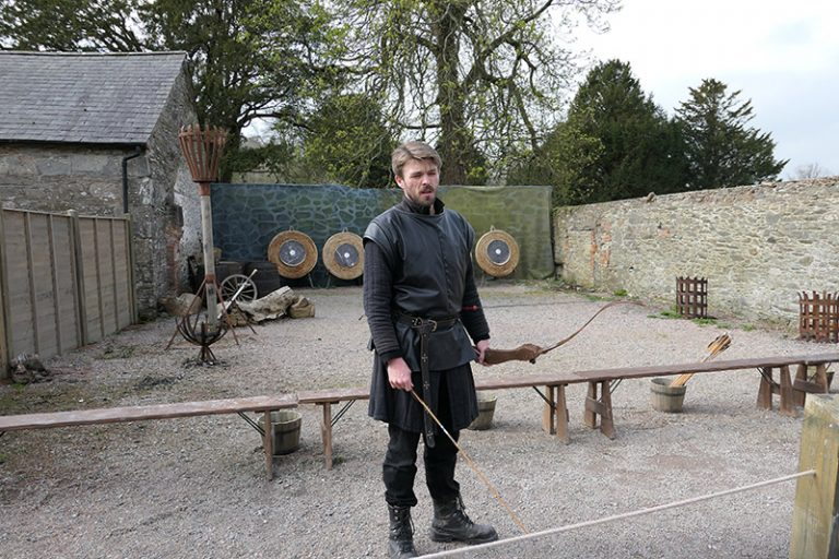 Game of Thrones Filming Location: Winterfell Tours