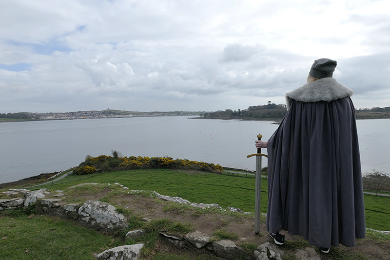 Game of Thrones Filming Locations in Northern Ireland: Robb Stark's Camp, Oxcross