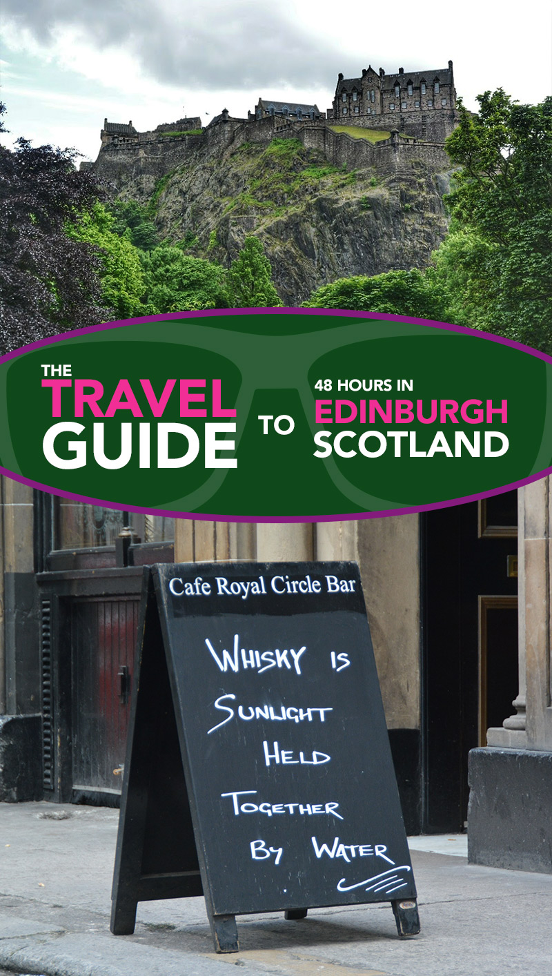 Edinburgh, Scotland Travel Guide