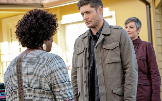 Supernatural Recap 13.03