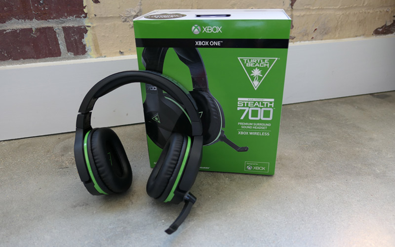 Turtle Beach Stealth 700 Gaming Headset