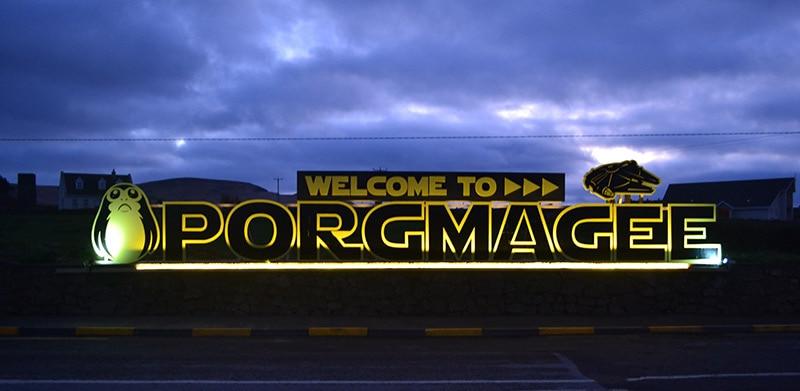 Porgmagee